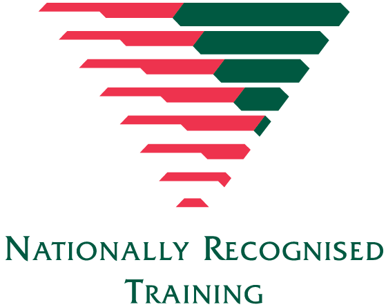 [The Nationally Recognised Training logo for Commonwealth of Australia registered training organsiations.]